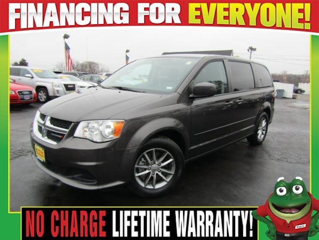 Used 2015 Dodge Grand Caravan SE - DVD - Back Up Camera Van St. Louis, MO