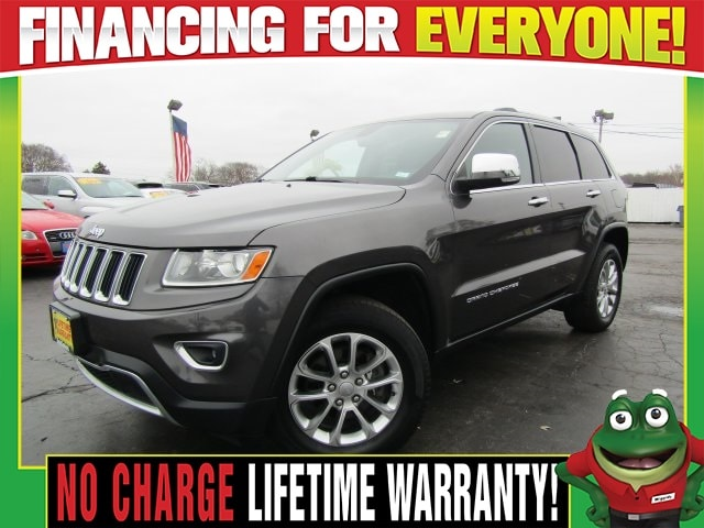 Used Used 2014 Jeep Grand Cherokee For Sale Near St Louis Mo