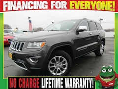 2014 Jeep Grand Cherokee Limited 4WD - Navigation - Moonroof SUV