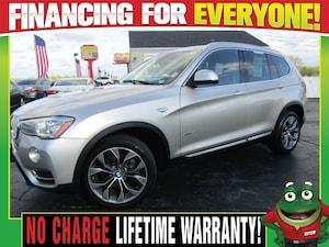 2016 BMW X3 xDrive35i  AWD - Navigation - Heated Leather