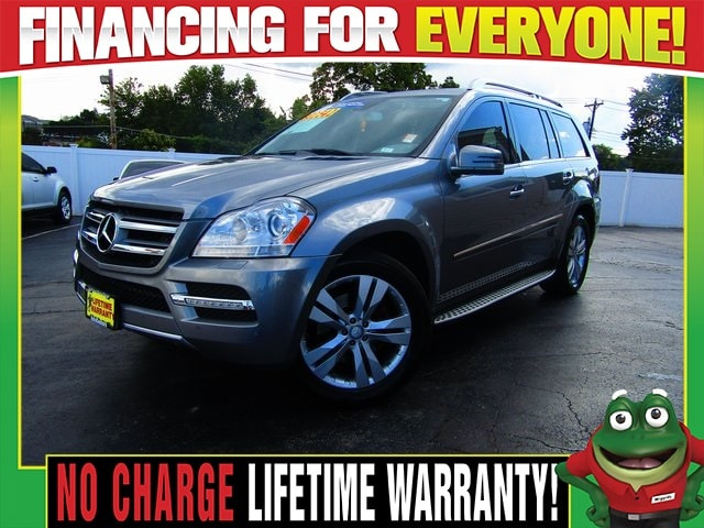 Used Used 2012 Mercedes Benz Gl Class For Sale Near St Louis Mo