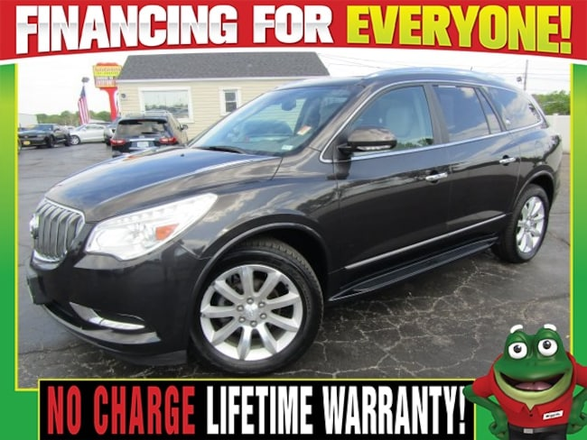 2016 Buick Enclave Premium Group AWD - Navigation - Double Moon Roof SUV