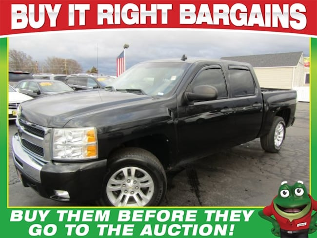 Used 2010 Chevrolet Silverado 1500 LT 4WD - Texas Edition - Tow Package Truck Crew Cab St. Louis, MO