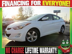 2013 Hyundai Elantra GLS Heated Seats-Alloys Sedan