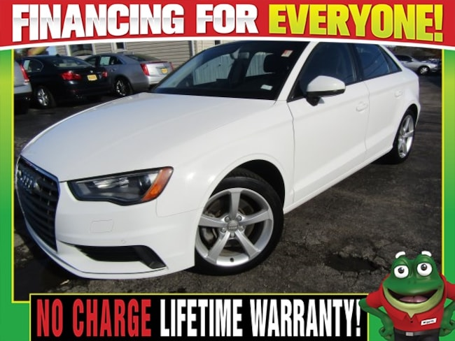 Used 2016 Audi A3 1.8T Premium Leather-Backup Camera-Alloys Sedan St. Louis, MO