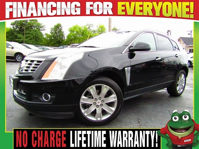 Used Used 2015 Cadillac Srx For Sale Near St Louis Mo Vin