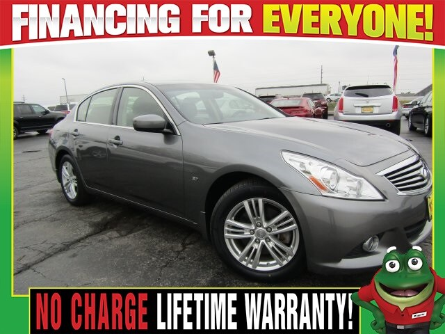 Used Used 2015 Infiniti Q40 For Sale Near St Louis Mo Vin