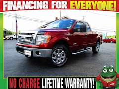 2014 Ford F-150 XLT 4WD - Tow Package - SYNC Truck SuperCab Styleside