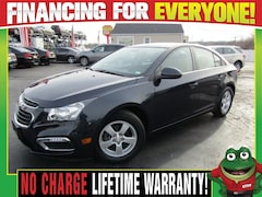 2016 Chevrolet Cruze Limited 1LT - Alloy Wheels - OnStar Sedan