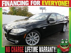 2012 BMW 535i 535i - Navigation - Moonroof - Heated Leather Sedan