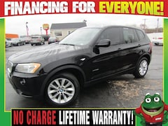 2014 BMW X3 xDrive28i xDrive28i AWD - Power Lift Gate SAV