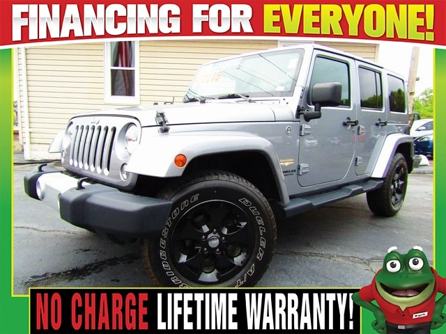 2014 Jeep Wrangler Unlimited Unlimited Sahara 4WD   Tow Package   Heated  Seats SUV St. Louis, MO