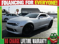2014 Chevrolet Camaro 1LS - Alloy Wheels - Manual Coupe