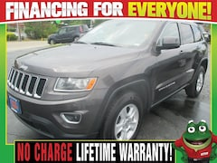 2015 Jeep Grand Cherokee Laredo 4WD - MOONROOF - BACK UP CAMERA SUV