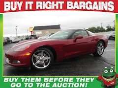 2008 Chevrolet Corvette Indy 500 Pace Car Replica - Removable Top - Bose Coupe
