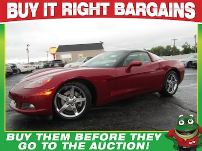 2008 Corvette For Sale >> Used Used 2008 Chevrolet Corvette For Sale Near St Louis Mo Vin 1g1yy26w685107516