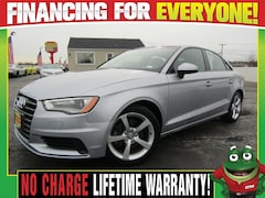 2016 Audi A3 2.0T Premium Quattro - Navigation - Moon Roof Sedan