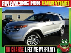 2015 Ford Explorer XLT AWD - Third Row - Tri Zone Climate SUV