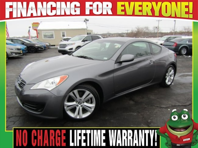 Used 2012 Hyundai Genesis Coupe 2.0T Premium Moon Roof-Infinity Sound-Navigation Coupe St. Louis, MO