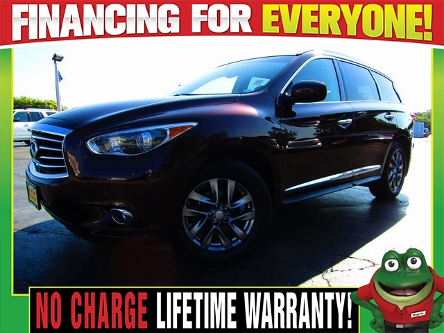 Used Used 2013 Infiniti Jx35 For Sale Near St Louis Mo Vin