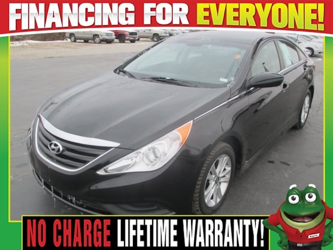 Used 2014 Hyundai Sonata GLS - SATELLITE RADIO - BLUETOOTH Sedan St. Louis, MO