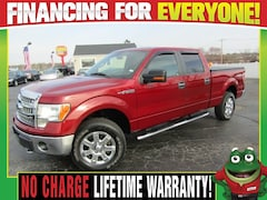 2013 Ford F-150 XLT 4WD - Tow Package - SYNC Truck SuperCrew Cab