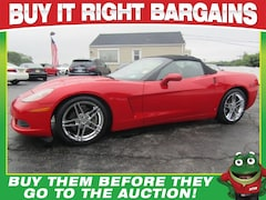 2006 Chevrolet Corvette Convertible - 6 Speed Manual - BOSE Audio Convertible