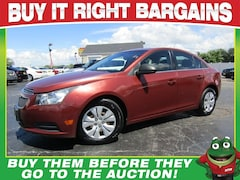 2012 Chevrolet Cruze LS - On Star - Power Package Sedan