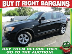 2011 BMW X3 xDrive28i xDrive28i  Navi -Heated Leather - Panoramic Roof SAV