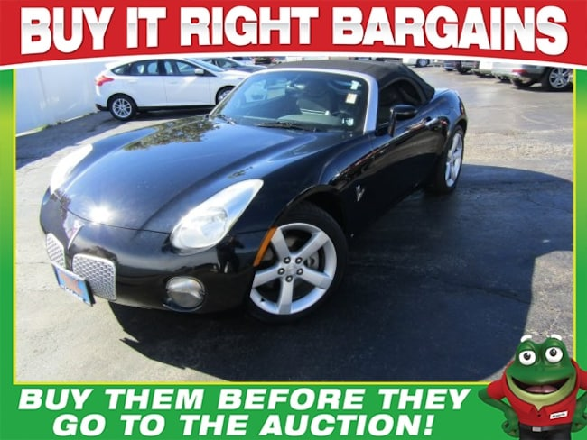 Used 2006 Pontiac Solstice Base - Leather Interior - Convertible Top Convertible St. Louis, MO
