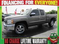 2013 Chevrolet Silverado 1500 LT 4WD - Tow Package - Bed Liner Truck Extended Cab