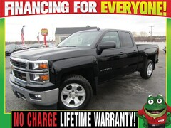 2014 Chevrolet Silverado 1500 LT Tow Package Truck Double Cab