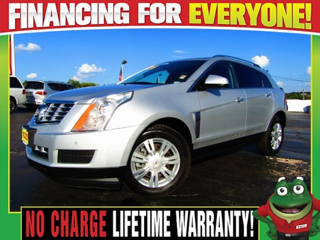Used 2015 CADILLAC SRX Luxury - Heated Leather - Panoramic Roof SUV St. Louis, MO