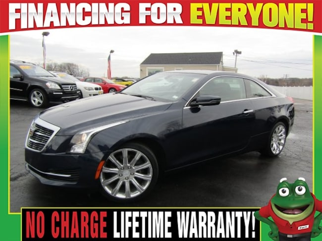 Used 2015 CADILLAC ATS 2.0L Turbo Moon Roof-Bose Sound-Backup Camera Coupe St. Louis, MO