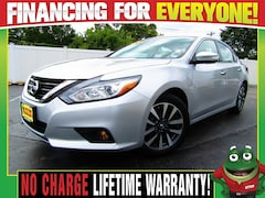 2017 Nissan Altima 2.5 SL - Heated Leather - BOSE Audio Sedan