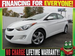 2012 Hyundai Elantra GLS Alloys Sedan