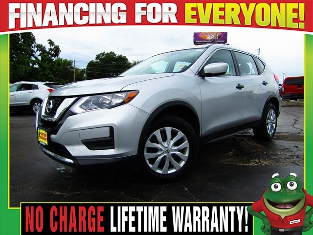 Used Used 2017 Nissan Rogue For Sale Near St Louis Mo Vin