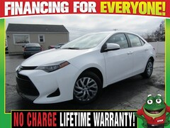 2017 Toyota Corolla L - Back Up Camera - Bluetooth Sedan