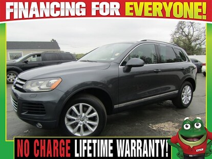 Volkswagen Touareg For Sale >> Used Used 2014 Volkswagen Touareg For Sale Near St Louis Mo