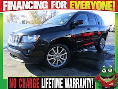 2017 Jeep Compass High Altitude 4WD - Moonroof - Heated Leather SUV