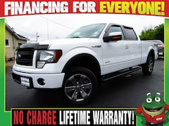 2013 Ford F-150 FX4 4WD - Tow Package - SYNC Truck SuperCrew Cab