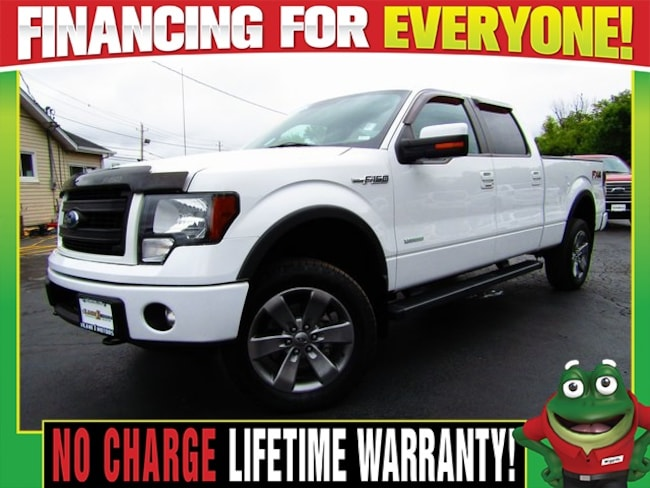 Used 2013 Ford F-150 FX4 4WD - Tow Package - SYNC Truck SuperCrew Cab St. Louis, MO