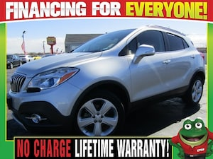2016 Buick Encore Leather  AWD - Navigation - Moonroof