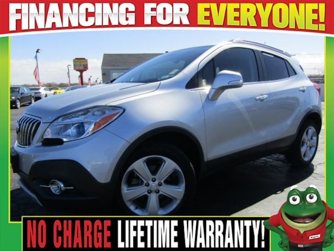 Used 2016 Buick Encore Leather  AWD - Navigation SUV St. Louis, MO