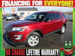 2017 Ford Explorer XLT AWD - Third Row - Back Up Camera SUV