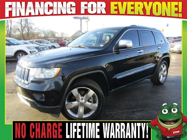 Used Used 2012 Jeep Grand Cherokee For Sale Near St Louis Mo