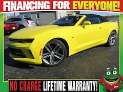 2017 Chevrolet Camaro 1LT - Touchscreen Display - Rear Camera Convertible