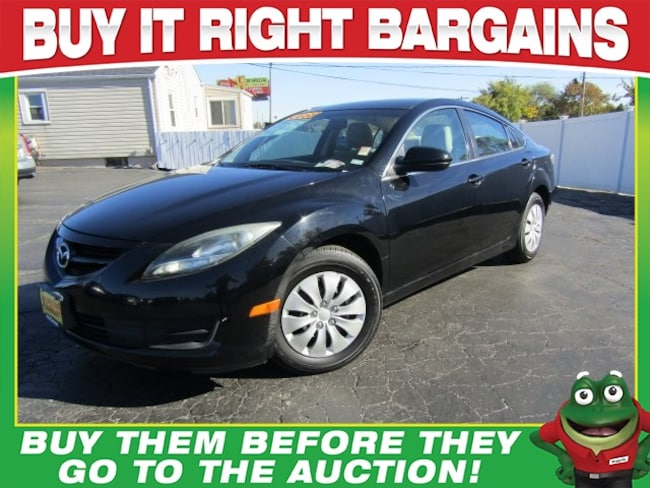 Used 2011 Mazda Mazda6 i Sport - Mp3 - Aux Input Sedan St. Louis, MO