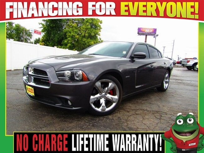 Used 2014 Dodge Charger R/T - Heated Seats - Moonroof Sedan St. Louis, MO