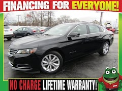 2017 Chevrolet Impala LT - Leather Interior - Bluetooth Sedan